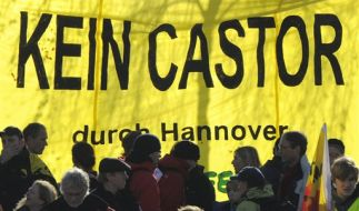 Castor-Protest (Foto)