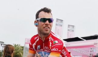 Cavendish holt beim Giro dritten Etappensieg (Foto)