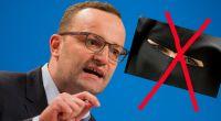 CDU- Politiker Jens Spahn fordert ein Burka-Verbot in Deutschland. (Foto)