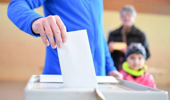 CDU gewinnt Landtagswahl im Saarland am 26.3.2017. (Foto)
