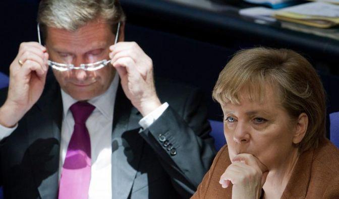 CDU und FDP geben sich Bedenkzeit (Foto)