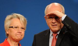 CDU wählt Spitze neu - Heikle Debatte über Gentests (Foto)