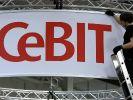 CeBIT-Eröffnung mit Merkel und Erdogan (Foto)
