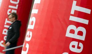 CeBIT startet mit Optimismus - IT-Sicherheit im Zentrum (Foto)