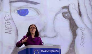 Cecilia Malmström (Foto)