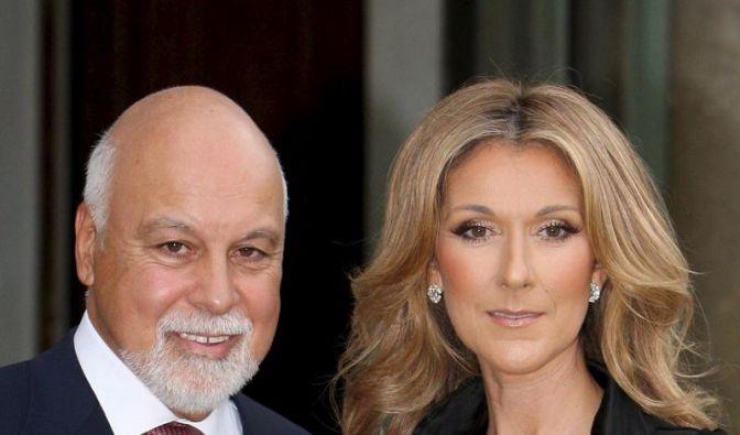 Celine Dion und Rene Angelil (Foto)