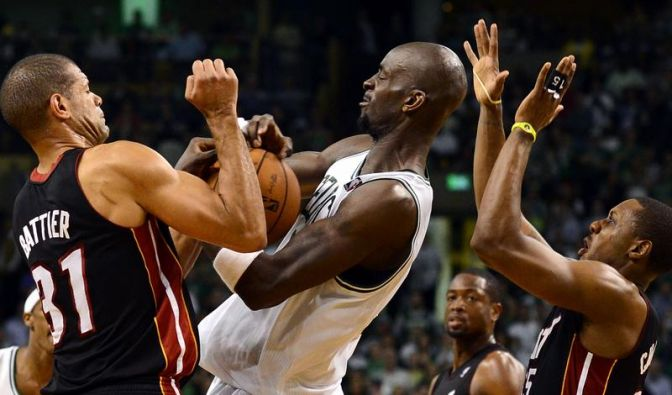 Celtics bezwingen Miami im dritten NBA-Halbfinale (Foto)