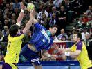 Champions-League-Achtelfinale: Füchse gegen HSV (Foto)