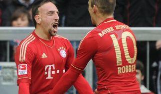 Champions League: FC Bayern und Chelsea im Vergleich (Foto)