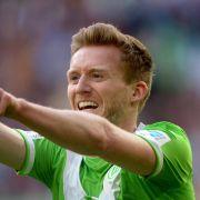 Wolfsburg gewinnt gegen ManU, Gladbach unterliegt Manchester City (Foto)