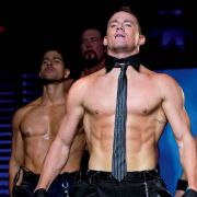 Channing Tatum gibt sich in Magic Mike freizügig.