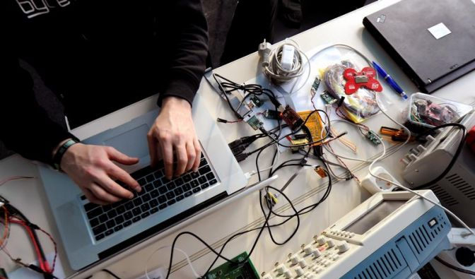 Chaos Computer Club knackt «staatliche Spionage-Software» (Foto)