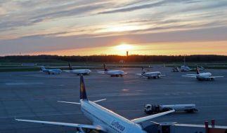 Chaos im Flugverkehr (Foto)