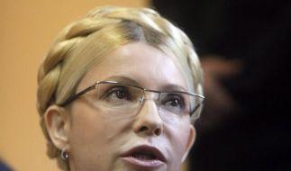 Charité: Timoschenko ist «ernsthaft krank» (Foto)