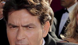 Charlie Sheen stellt seine «Göttinnen» vor (Foto)