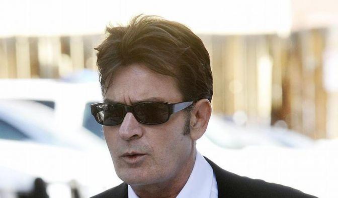 Charlie Sheen (Foto)