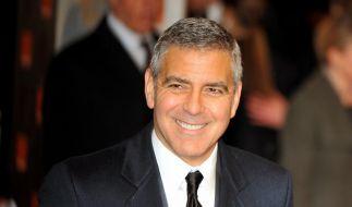 Charmant und großzügig: George Clooney. (Foto)