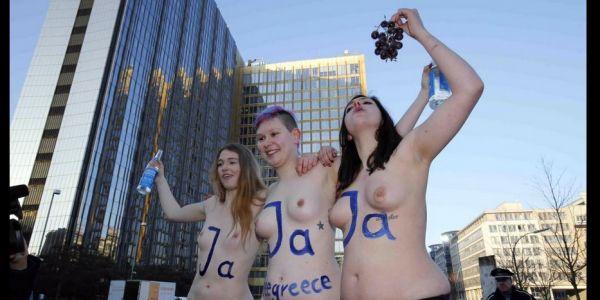 Entscheidung über Griechenland-Hilfe im Bundestag