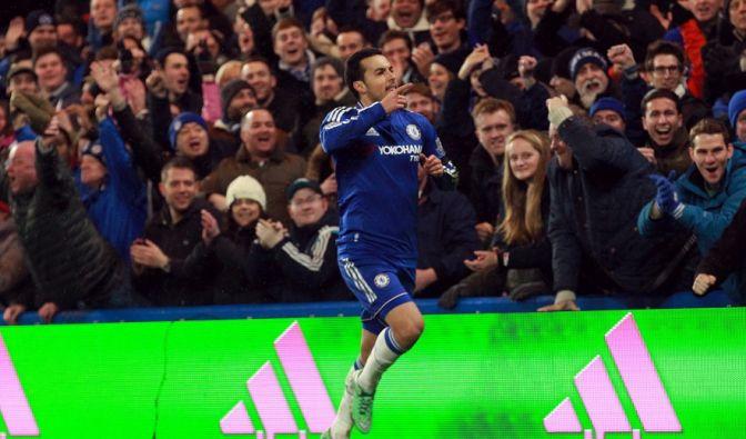 Chelsea mit neuen Schwung ins Achtelfinale der Uefa Champions League. (Foto)