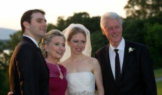 Chelseas Hochzeit (Foto)
