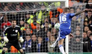 Chelseas «Mission Impossible» gegen Barça (Foto)