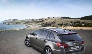 Chevrolet bringt Kombiversion des Cruze (Foto)