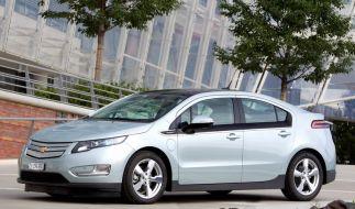 Chevrolet Volt ab 3. November im Handel (Foto)