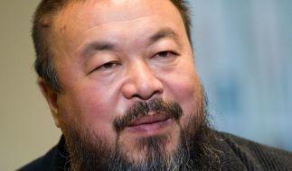 China: «Ai nicht unschuldig freigelassen» (Foto)