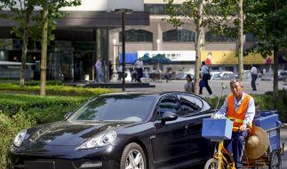 China bald größter Markt für Porsche (Foto)