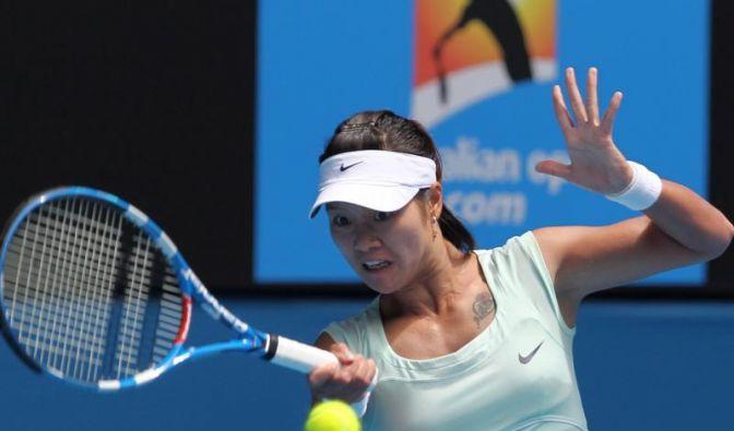 China feiert «historischen» Sieg im Tennis (Foto)