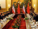 China fordert von Iran Flexibilität im Atomstreit (Foto)