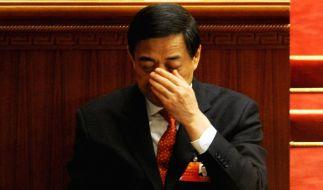 China: Frau von Ex-Spitzenfunktionär vor Gericht (Foto)