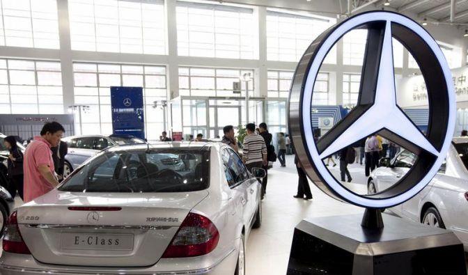 China-Geschäft lässt deutsche Autokonzerne strahlen (Foto)