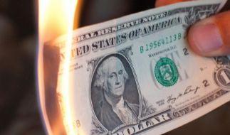 China kritisert die USA und den Dollar (Foto)