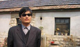 China lässt Chen möglicherweise ausreisen (Foto)