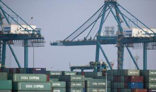 China mit Handelsdefizit im ersten Quartal (Foto)