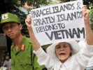 China schickt Truppen ins Südchinesische Meer (Foto)