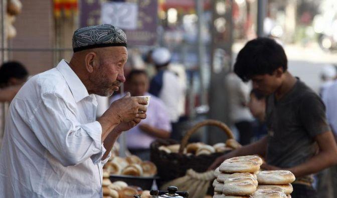 China sieht «Terroranschlag» in Kashgar (Foto)