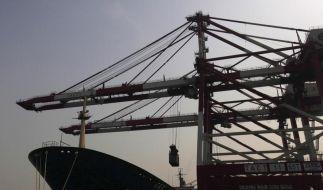 China wieder mit Handelsüberschuss (Foto)