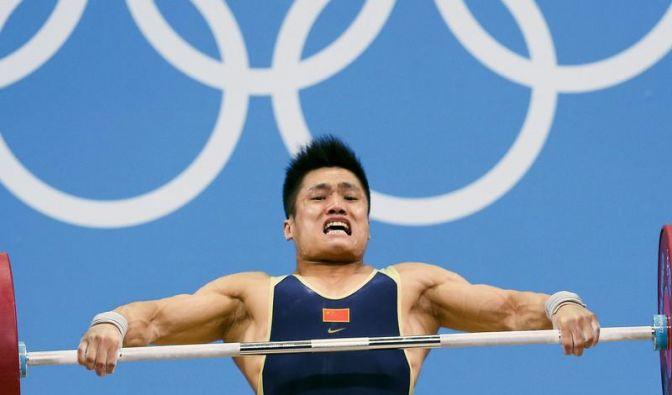 Chinas Gewichtheber Lu Xiaojun liefert Weltrekord-Gala (Foto)