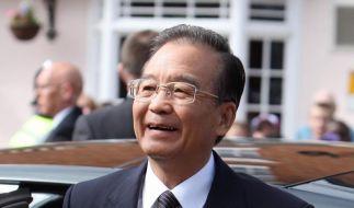Chinas Premier eröffnet Weltwirtschaftsforum in Dalian (Foto)