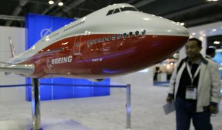 Chinesen machen Großeinkauf bei Boeing (Foto)