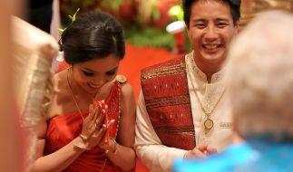 Chinesische Hochzeit (Foto)