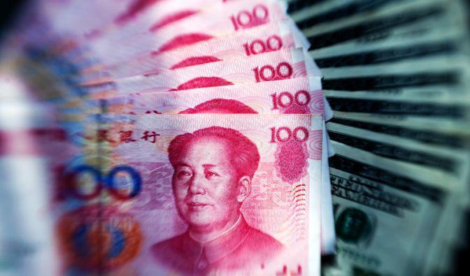 Chinesischer Yuan  (Foto)