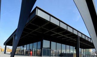 Chipperfield saniert Neue Nationalgalerie in Berlin (Foto)