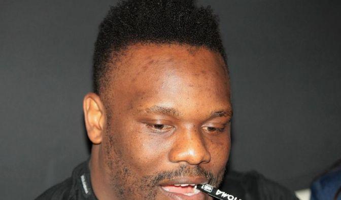 Chisora geht gegen Lizenz-Entzug vor (Foto)
