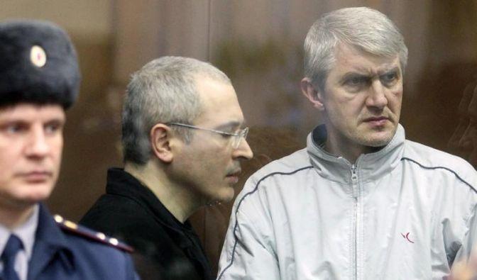 Chodorkowski-Partner kommt überraschend früher frei (Foto)