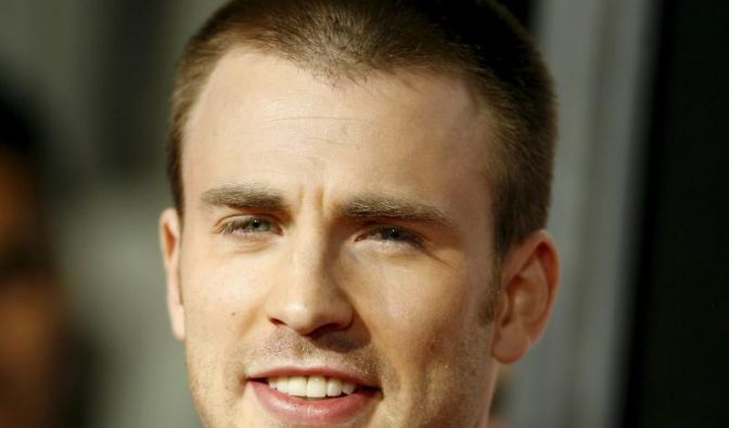 Chris Evans hatte Panik vor «Captain America» (Foto)