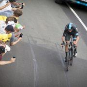 Froome gewinnt Tour de France - Greipel-Sieg bei Final-Etappe (Foto)