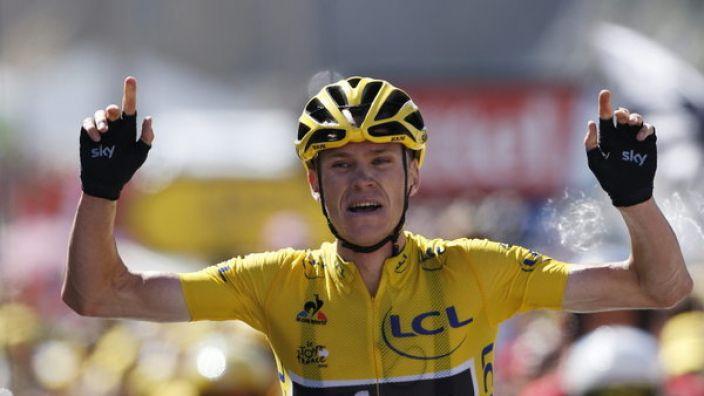 Chris Froome möchte erstmals bei der Vuelta a Espana gewinnen.